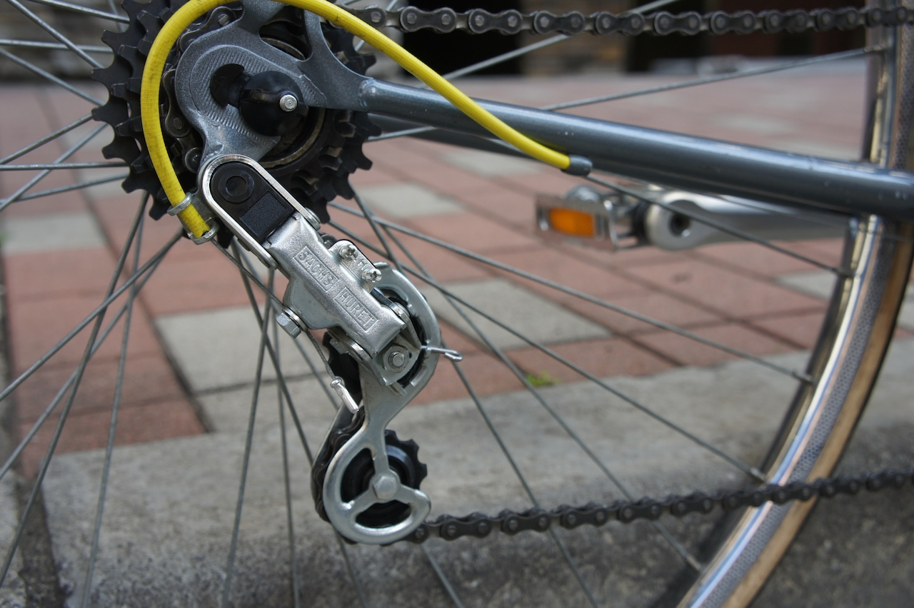 自転車の プジョー 自転車 ミニベロ : Retro Peugeot Sachs Huret プジョー For ...
