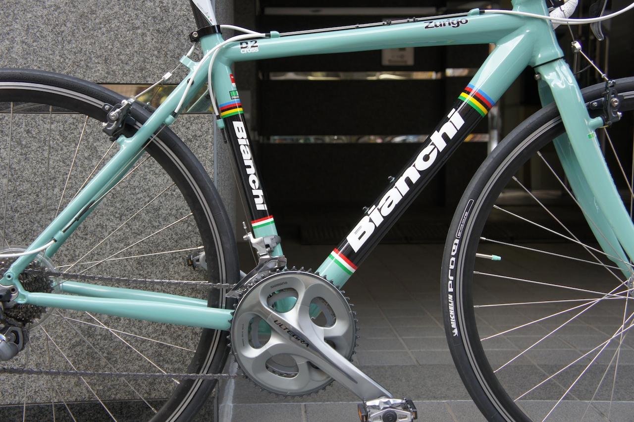 自転車の ビアンキ 自転車 画像 : BIANCHI ビアンキ zurigo Cross 改 ...