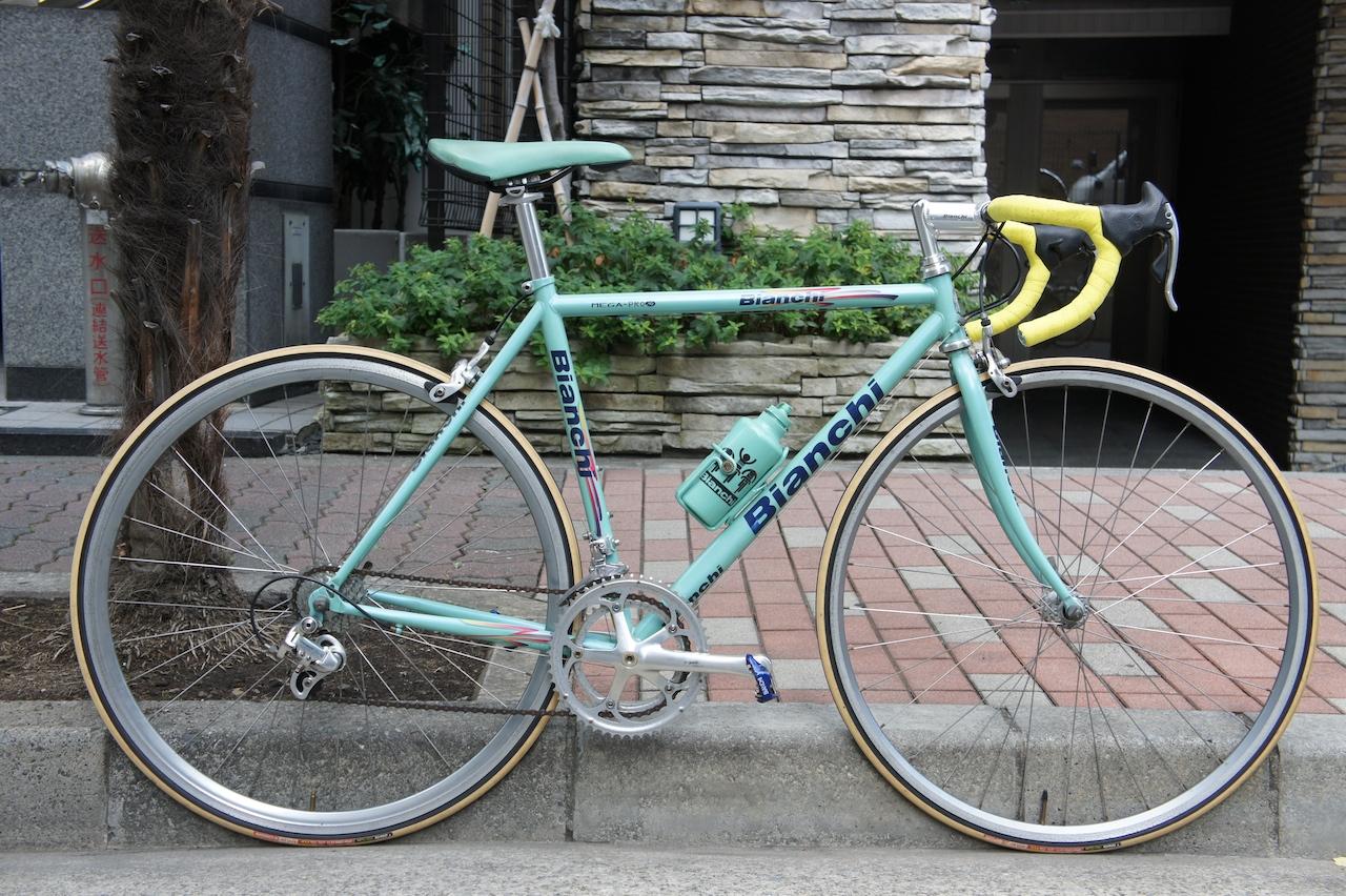 自転車の ビアンキ 自転車 画像 : Bianchi MEGA-Pro st ビアンキ クロモ ...