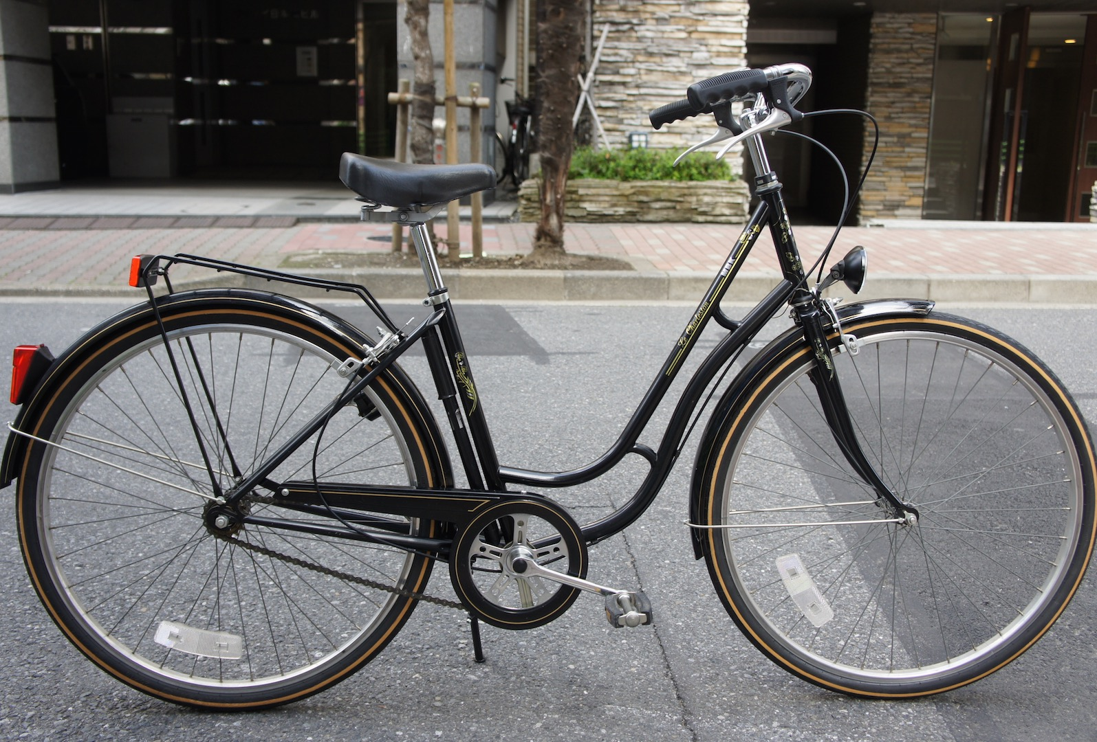 MBK motobecane エムビーケー Le Charleston Retro cycle